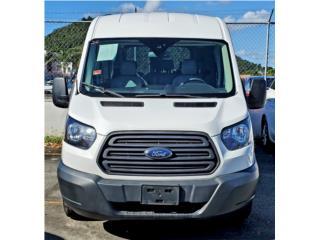 Ford Transit T150 Vans XLT Wgn 2018, Ford Puerto Rico