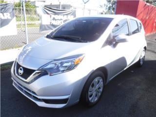VERSA NOTE CON POCO MILLAJE!, Nissan Puerto Rico