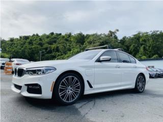 BMW 530E, BMW Puerto Rico