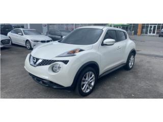 2017 NIssan Juke, Nissan Puerto Rico