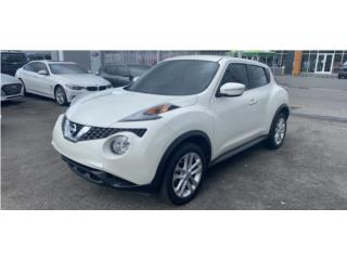 2017 nissan Juke (vendido), Nissan Puerto Rico