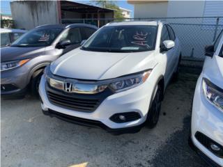 HONDA HRV 2021 todos los trim, Honda Puerto Rico