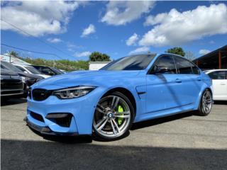 2018 BMW M3...JAS MARINA BLUE METALLIC , BMW Puerto Rico