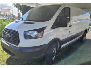 Ford Transit 250 2019 excelentes condiciones , Ford Puerto Rico