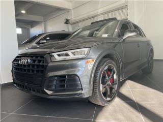 2020 SQ5 TURBO, Audi Puerto Rico