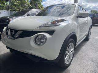 Nissan Juke 2017 solo 19k millas, Nissan Puerto Rico