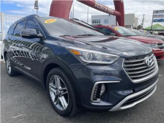 GRAND SANTA FE LIMITED DESDE $319 MENSUAL!!!, Hyundai Puerto Rico