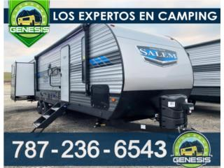 Forest River 31KQB, Trailers - Otros Puerto Rico