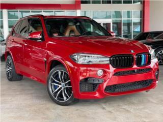 2017 BMW X5-M (502HP), BMW Puerto Rico