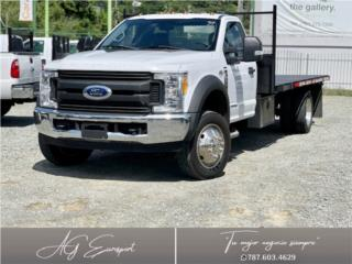 2017 FORD F550 2WD DIESEL PLATAFORMA 16' 2017, Ford Puerto Rico