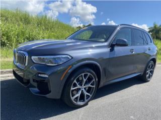 X5 Xdrive40I  M package  2021, BMW Puerto Rico