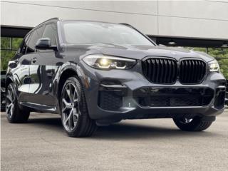 BMW X5 (Xdrive 45e), BMW Puerto Rico