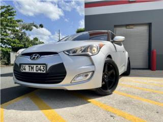 Hyundai Veloster 2016 $17,995 STD, Hyundai Puerto Rico