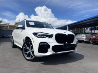 BMW X5 X-DRIVE 40i M-PACKAGE 2021/4000 MILLAS, BMW Puerto Rico