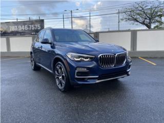 BMW X5 sDrive 40i Sports  2021 clean car fax, BMW Puerto Rico