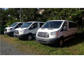 FORD TRANSIT 2017 AL 2019 DESDE 25995.00, Ford Puerto Rico