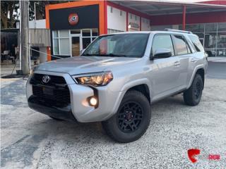 TOTOTA 4RUNNER , Toyota Puerto Rico