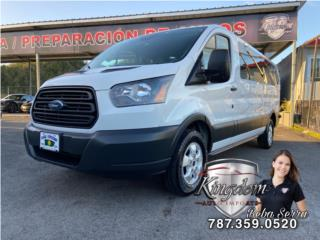 Ford TRANSIT 350 2018, Ford Puerto Rico