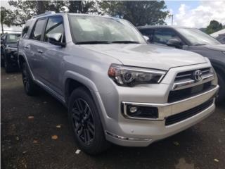 2021  TOYOTA  4RUNNER LIMITED   , Toyota Puerto Rico