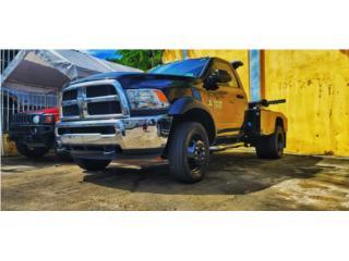 Dodge Ram 4500 HEAVY DUTY 2016 Grua, RAM Puerto Rico