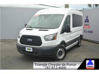 2019 Ford Transit-150, I9A73448, Ford Puerto Rico