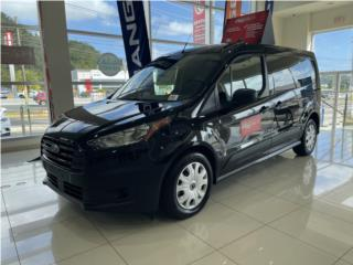 Ford Transit 2020, Ford Puerto Rico