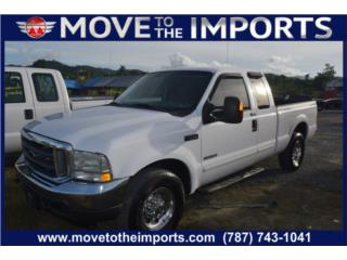 Ford F-250 SD XL SuperCab 2WD 2004, Ford Puerto Rico