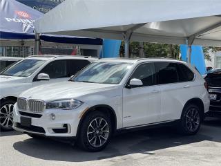 2016 BMW X5Xdrive 40e Inmaculada!, BMW Puerto Rico