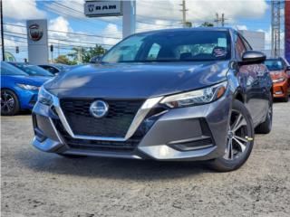 Nissan Sentra SV 2021 , 208165, Nissan Puerto Rico