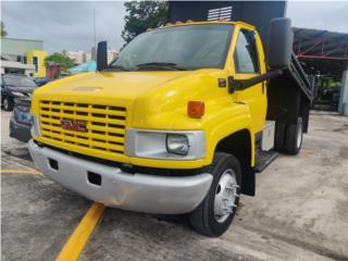 Equipo Construccion - Tumba - Dump Truck Puerto Rico
