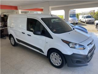Transit Connect Importada, Ford Puerto Rico