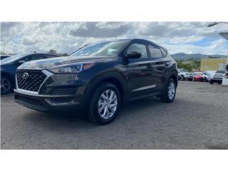 HYUNDAI TUCSON 2018, Hyundai Puerto Rico
