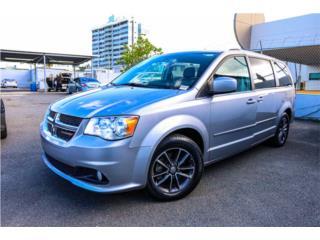 Dodge Grand Caravan Stow and go seats, Dodge Puerto Rico