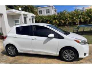 Toyota Yaris  , Toyota Puerto Rico