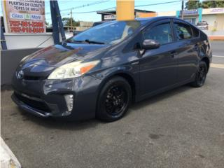 Prius, Toyota Puerto Rico