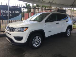 Compass 2020, Jeep Puerto Rico