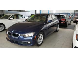 2016 BMW 320 SOLO 24,594 millas, BMW Puerto Rico