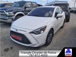 2020 Toyota Yaris L, T0700247, Toyota Puerto Rico