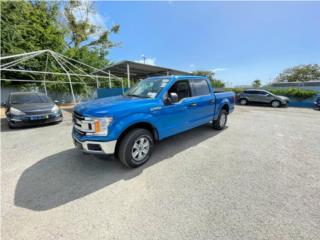 2020 Ford F-150 XLT 4x4 FX4 Package-Importada, Ford Puerto Rico
