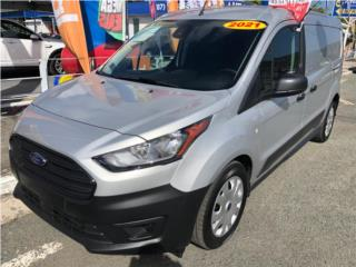 FORD TRANSIT CONNECT EXTENDIDA, Ford Puerto Rico