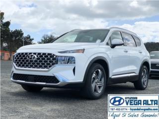 HYUNDAI SANTA FE SEL PREMIUM 2021, Hyundai Puerto Rico