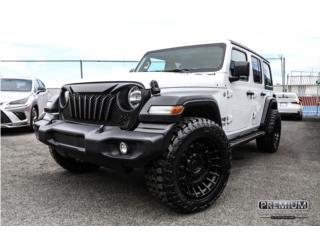 Jeep Wrangler JL 2020 ¡EQUIPADO!, Jeep Puerto Rico