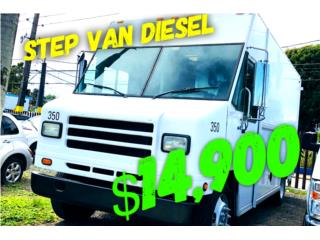 step van diesel REBAJADA, International Puerto Rico