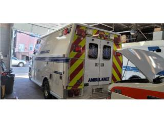 AMBULANCE 2002 FORD LIFE LINE 7,3 DIESEL, Ford Puerto Rico