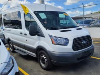 Ford Transit 150 2018, Ford Puerto Rico