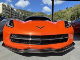 CHEVROLET CORVETTE STINGRAY SOLO 3816 MILLA, Chevrolet Puerto Rico