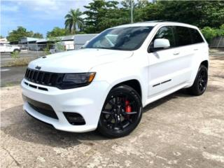 JEEP GRAND CHEROKEE SRT AÑO 2021, Jeep Puerto Rico