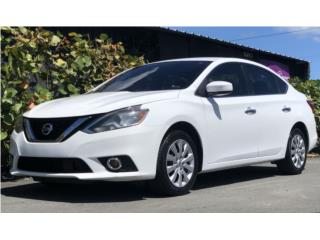 2018 Nissan Sentra - Oferta: $197 mens, Nissan Puerto Rico