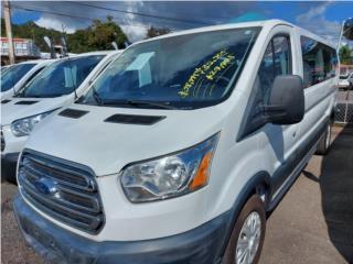 *FORD TRANSIT 350 DE 15 PASAJEROS 2017**, Ford Puerto Rico
