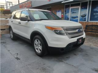 Ford Explorer 4WD 2012, Ford Puerto Rico
